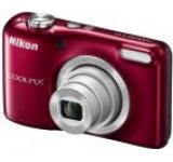 Aparat Foto Digital NIKON COOLPIX L31 (Rosu), Filmare HD, 16.1 MP, Zoom optic 5x
