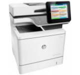 Multifunctional HP Color LaserJet Enterprise Flow MFP M577c, laser color, A4, 38 ppm, Fax, Duplex, ADF, Retea, ePrint