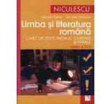Limba si literatura romana. Caiet de teste initiale curente si finale. Clasa a IV-a