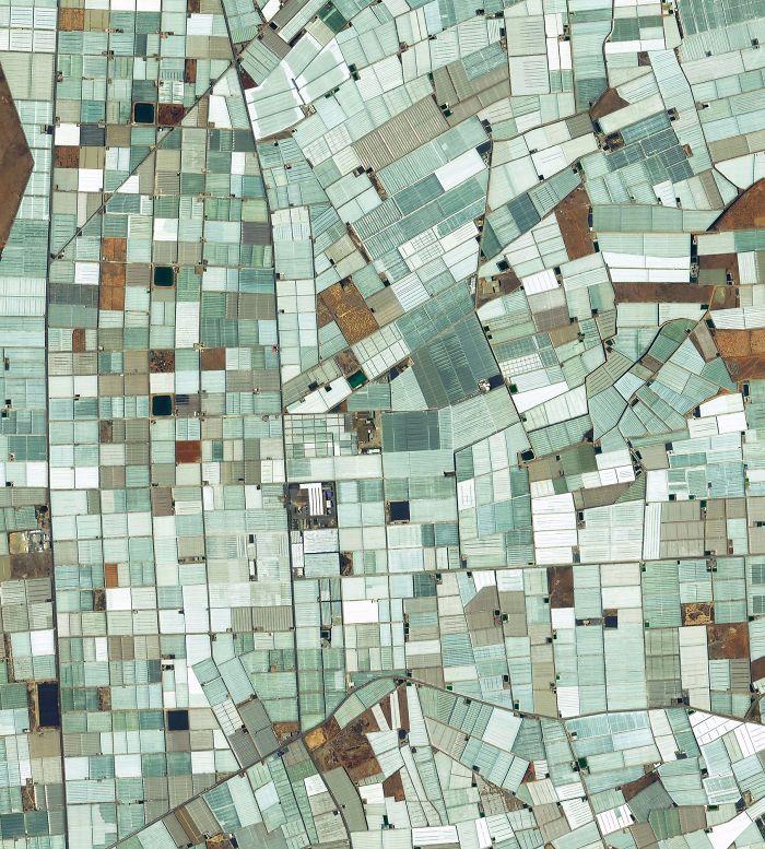 Lumea privita de sus, in imagini uluitoare - Poza 9
