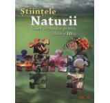 Stiintele Naturii. Caiet de studiu pentru clasa a III-a