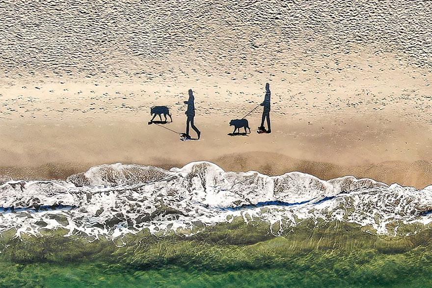Cele mai frumoase fotografii facute cu drona - Poza 3