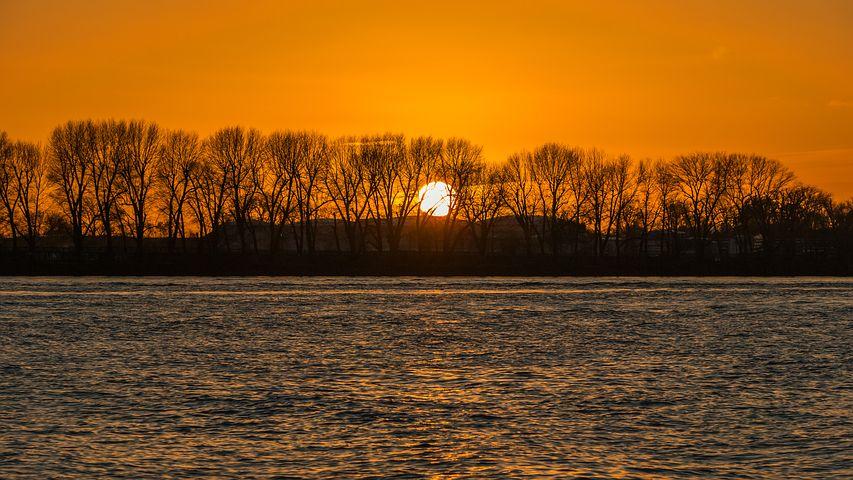 Apusuri de soare sublime in poze spectaculoase - Poza 5
