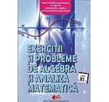 Exercitii si probleme de algebra si analiza matematica - clasa a XI-a