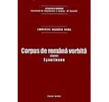 Corpus de romana vorbita