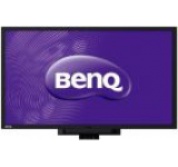 Monitor Flat Panel LED Benq 65inch RP651+, Full HD, HDMI, 8 ms, Display Port, Boxe (Negru)