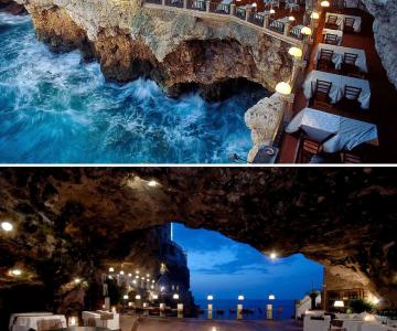 Distinctie si rafinament: Restaurante uluitoare din jurul lumii