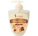 Sapun lichid Cosmetica Afrodita De lux Champagne – efect anti-age