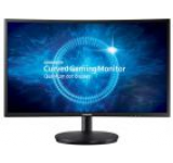Monitor Gamming VA LED Samusung 27inch LC27FG70FQUXEN, Full HD (1920 x 1080), HDMI, DisplayPort, 1 ms, Curbat, 144Hz (Negru)
