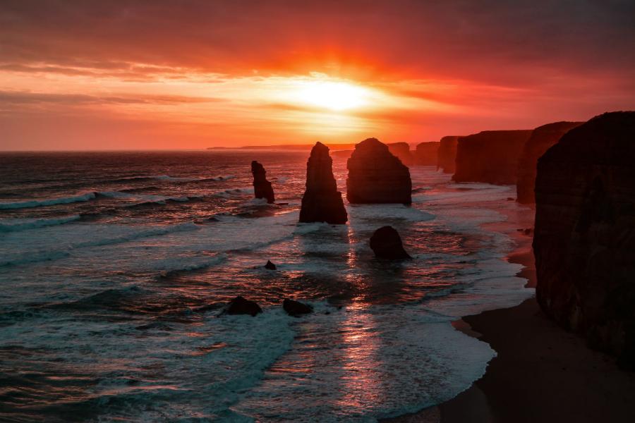 Apusuri de soare sublime in poze spectaculoase - Poza 16