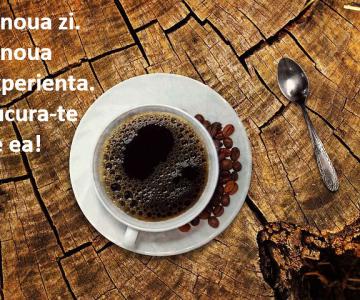 Dimineti cu ganduri bune si aburi de cafea, in poze inspirationale