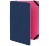 Husa PocketBook Cover PBPUC-5-BLPK-2S pentru E-Book PocketBook Mini 515 (Albastru/Roz)