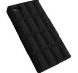 Husa Blautel BLTFSCHN4 protectie spate iPhone 4/4S (Negru)