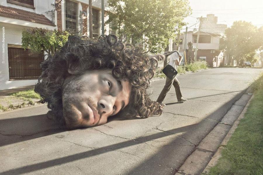 O realitate distorsionata, in poze care ne pun pe ganduri - Poza 9