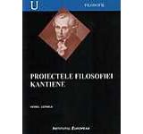 Proiectele filosofiei kantiene