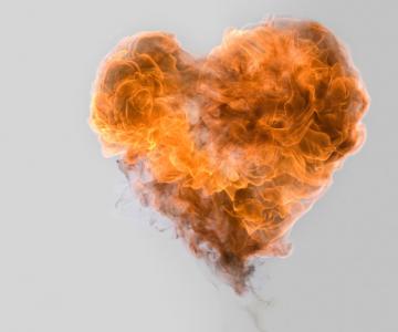 Fum si foc, de Rob Prideaux