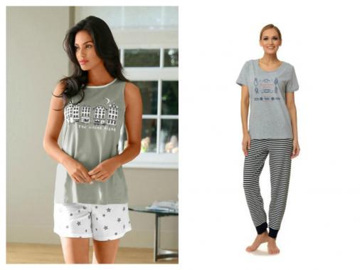 Practice si cochete: Ce modele de pijamale alegem in 2017 - Poza 2