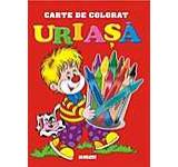 Carte de colorat Uriasa