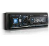 Player CD Auto Alpine CDA-137BTI, 4x50W, USB, Bluetooth, iluminare butoante (Albastru/Verde/Rosu/Portocaliu)