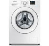 Masina de spalat slim Samsung Eco Bubble WF60F4E0W0W/LE, 1000 Rpm, 6Kg, Clasa A++ (Alb)