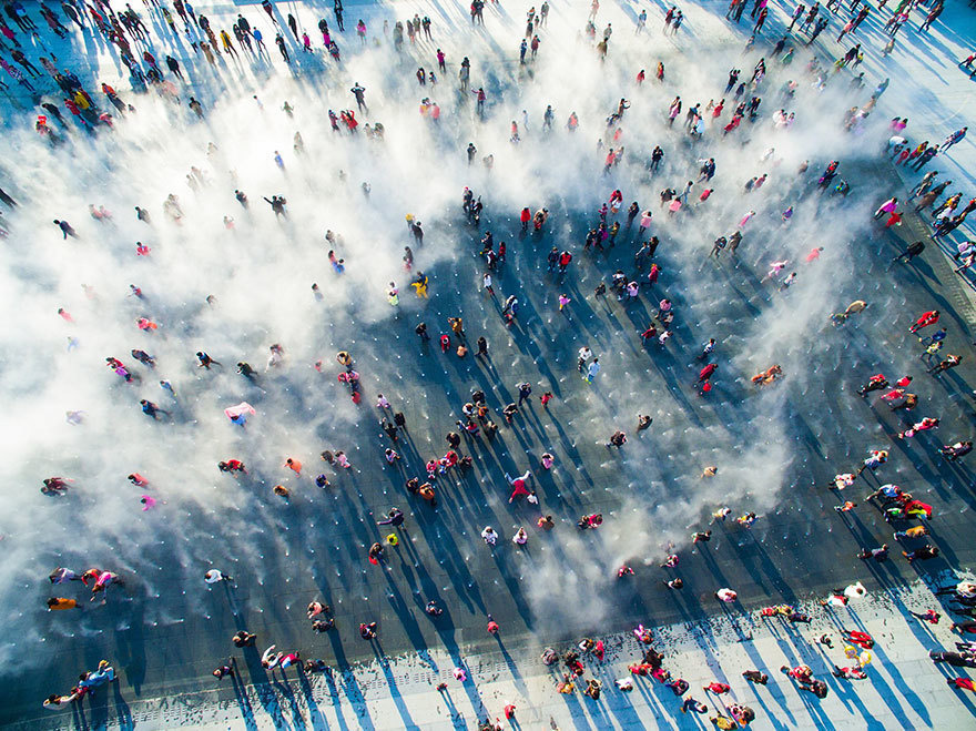 SkyPixel Photo Contest: Fotografii aeriene impresionante - Poza 8