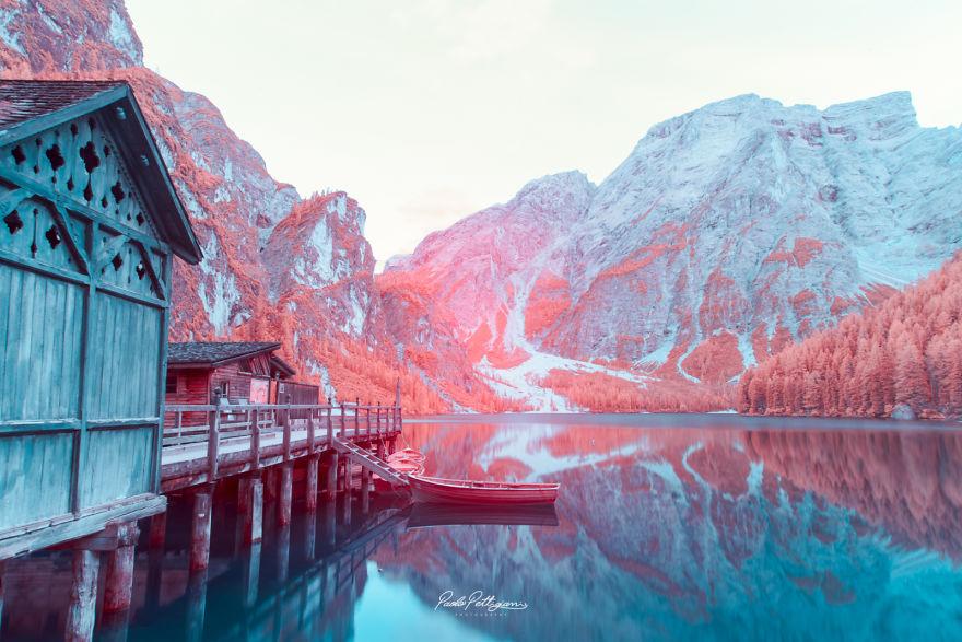 Lumea in infrarosu, intr-un set de fotografii superbe - Poza 3