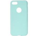 Protectie spate Procell PRSILSLKIPH7A Silicon Silky pentru Apple iPhone 7/7S (Albastru)