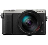 Aparat Foto Mirrorless Panasonic DMC-GX80H, cu Obiectiv 14-140mm POWER O.I.S., Filmare Ultra HD 4K, 16 MP, Wi-Fi (Negru/Argintiu)