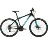 Bicicleta Diamondback Outlook OUT16BCK, Cadru 16inch, Roti 27.5inch (Negru/Albastru)