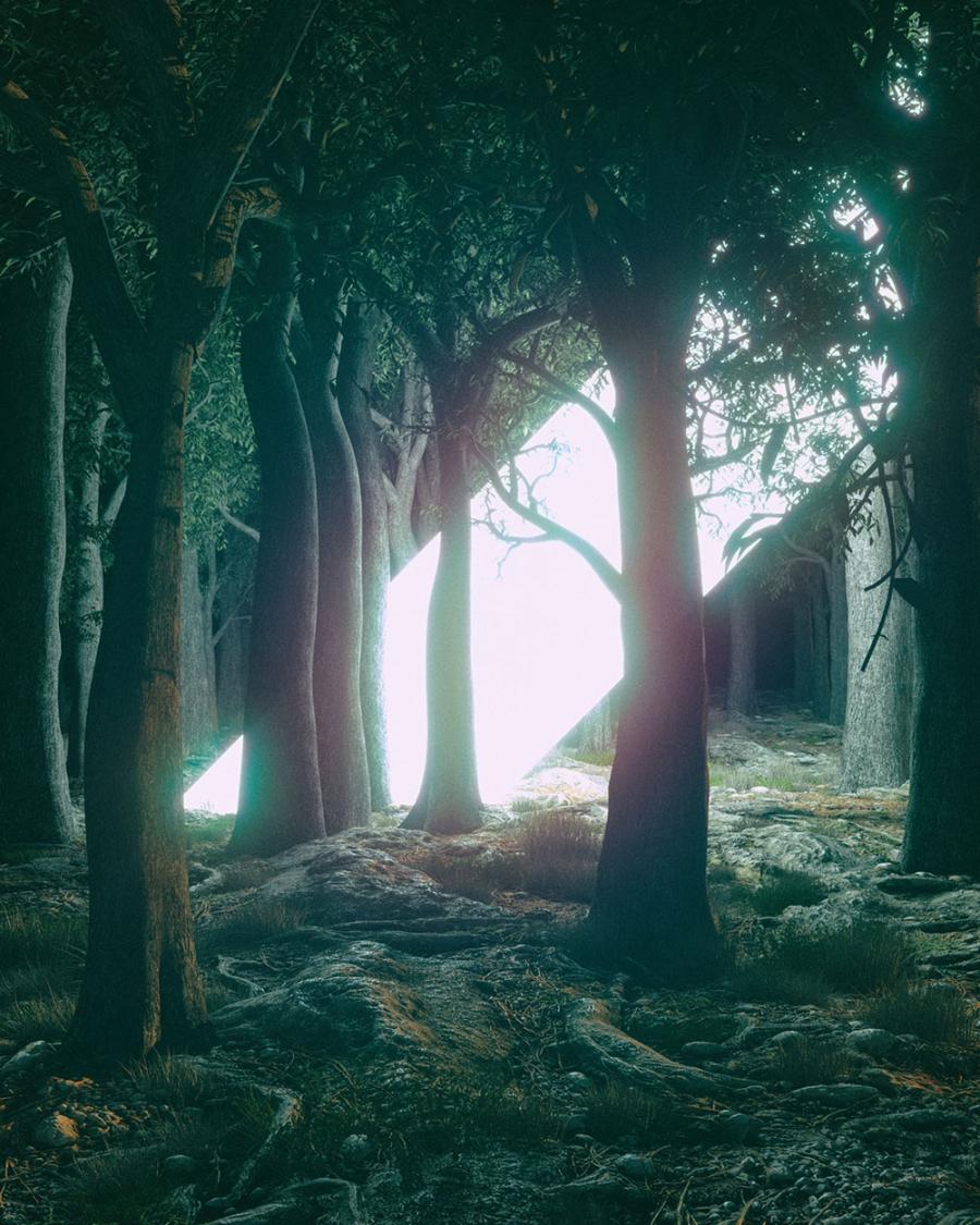 Ilustratii digitale suprarealiste, de Beeple - Poza 1