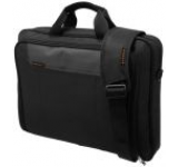 "Geanta Laptop Everki Advance Briefcase 16"" (Neagra)"
