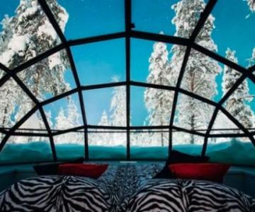 Hoteluri in care adormi cu ochii la stele