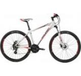 Bicicleta Raleigh Talus 3 TL317SLV, Cadru 17inch, Roti 27.5inch (Argintiu/Rosu)