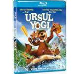 Ursul Yogi - Combo BD si DVD