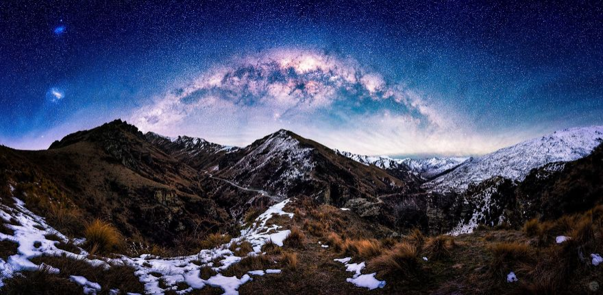 Cu ochii la stele: Nopti sclipitoare in Noua Zeelanda - Poza 5