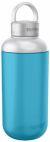 Sticla de apa cu 2 moduri de deschidere Contigo Tranquil, Avalon sea blue, 590 ml