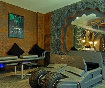 Dormitoare de tocilari pasionati de jocuri