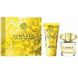 Set cadou Versace Yellow Diamond Eau de Toilette 30ml + Body Lotion 50ml