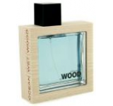 Parfum de barbat Dsquared2 He Wood Ocean Wet Wood Eau de Toilette 100ml
