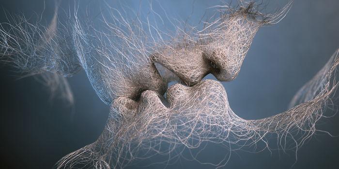 Natura duala a omului, in sculpturi 3D - Poza 6