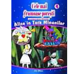 Cele mai frumoase povesti - DVD nr. 4 - Alice in tara minunilor