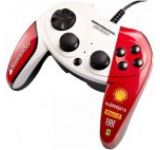 Gamepad Thrustmaster F1 Dual Analog Ferrari 150th Italia Exclusive Edition (PC)
