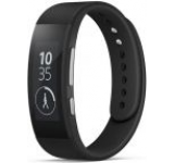 Smartwatch Sony SmartBand Talk SWR30, Ecran E ink Alb/Negru 1.4inch, Bluetooth 4.0, NFC, Android (Negru)
