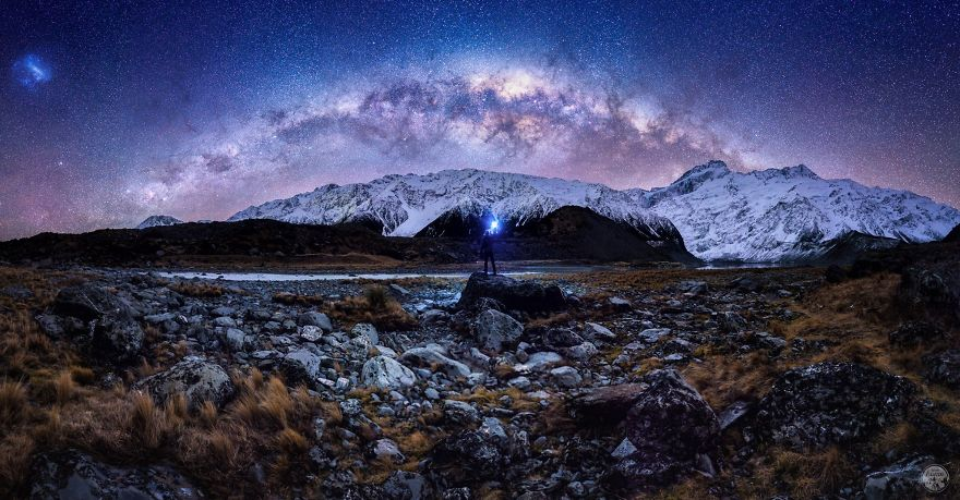 Cu ochii la stele: Nopti sclipitoare in Noua Zeelanda - Poza 3
