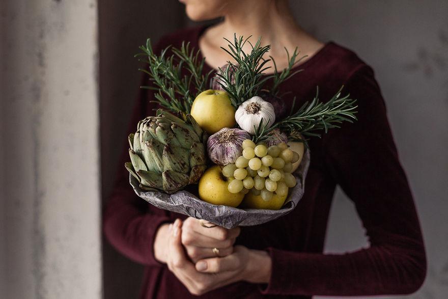 Buchete comestibile, de Karolina Samale - Poza 2