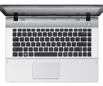 Samsung QX: Look a la MacBook