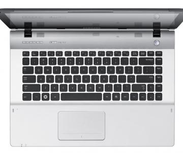 Samsung QX: Look a la MacBook
