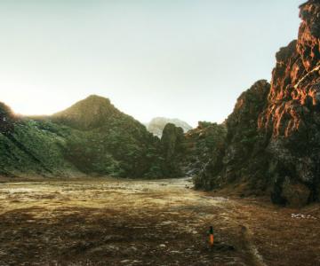 21 de poze cu Islanda abstracta, de Marino Thorlacius
