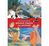*** - Cele mai frumoase povesti clasice cu animale. Carte cu CD audio