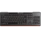 Tastatura Gaming Iluminata Cougar 200K (Neagra)